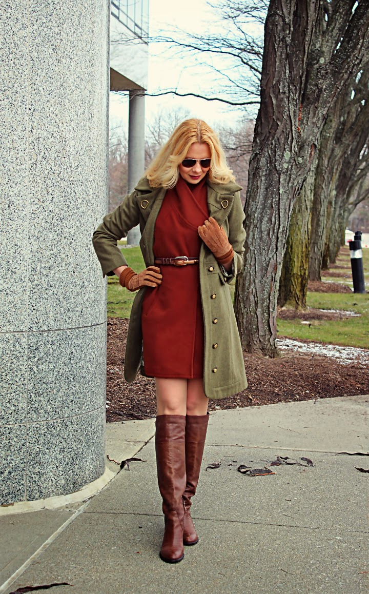 military style for fall