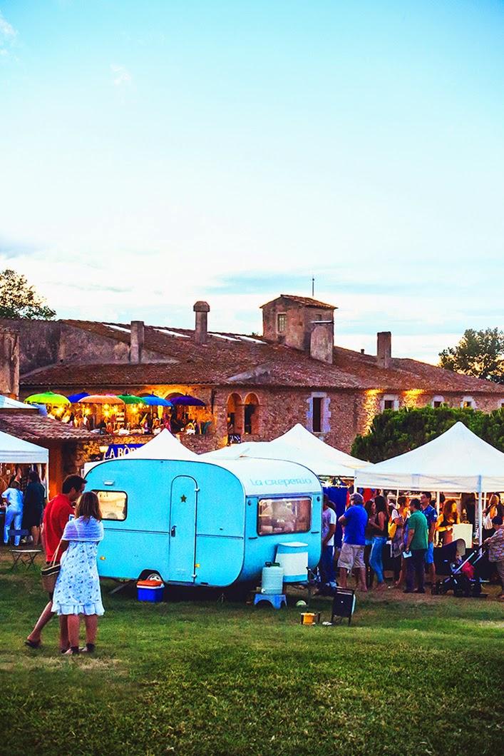 White Summer Market 2014, Playa de Pals, Girona