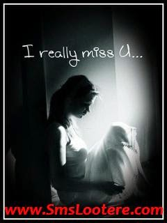 Miss You So Much Sweetheart - I Miss U Very Much Hindi SMS Quotes