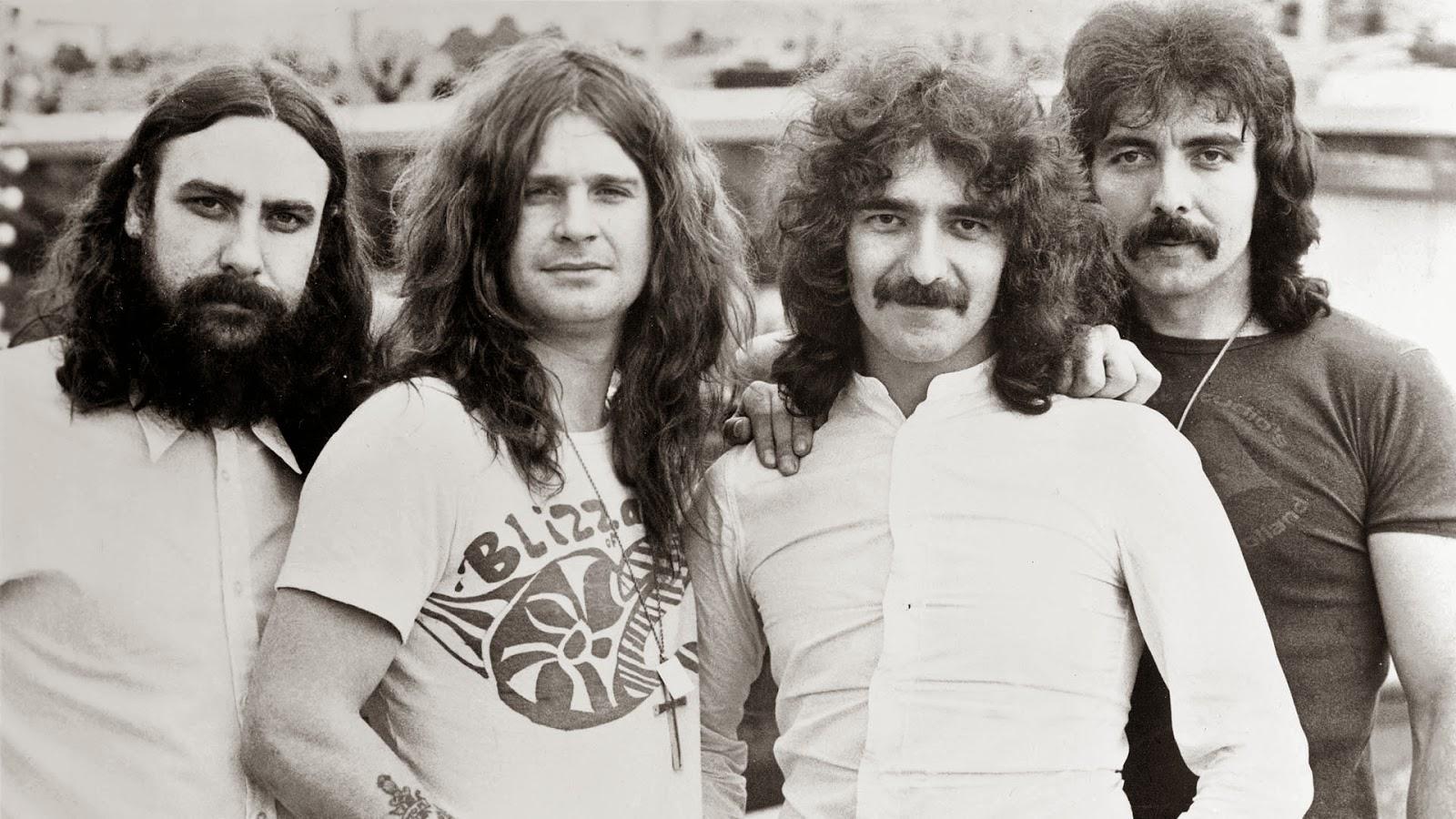 Profil dan Sejarah Lengkap Black Sabbath