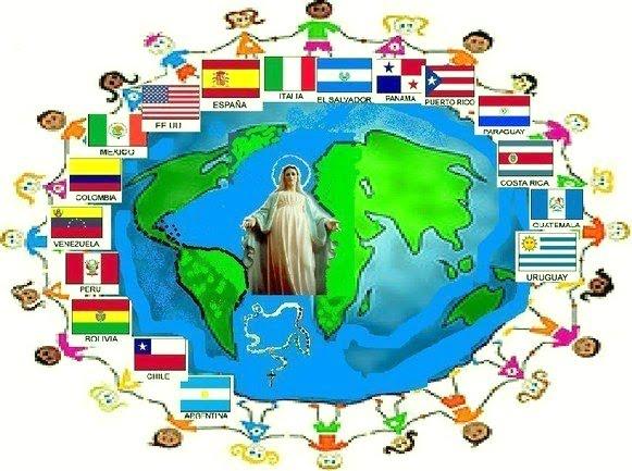 El Blog de la Virgen María: Por María a Cristo en su segunda venida. ¡Maranatha!