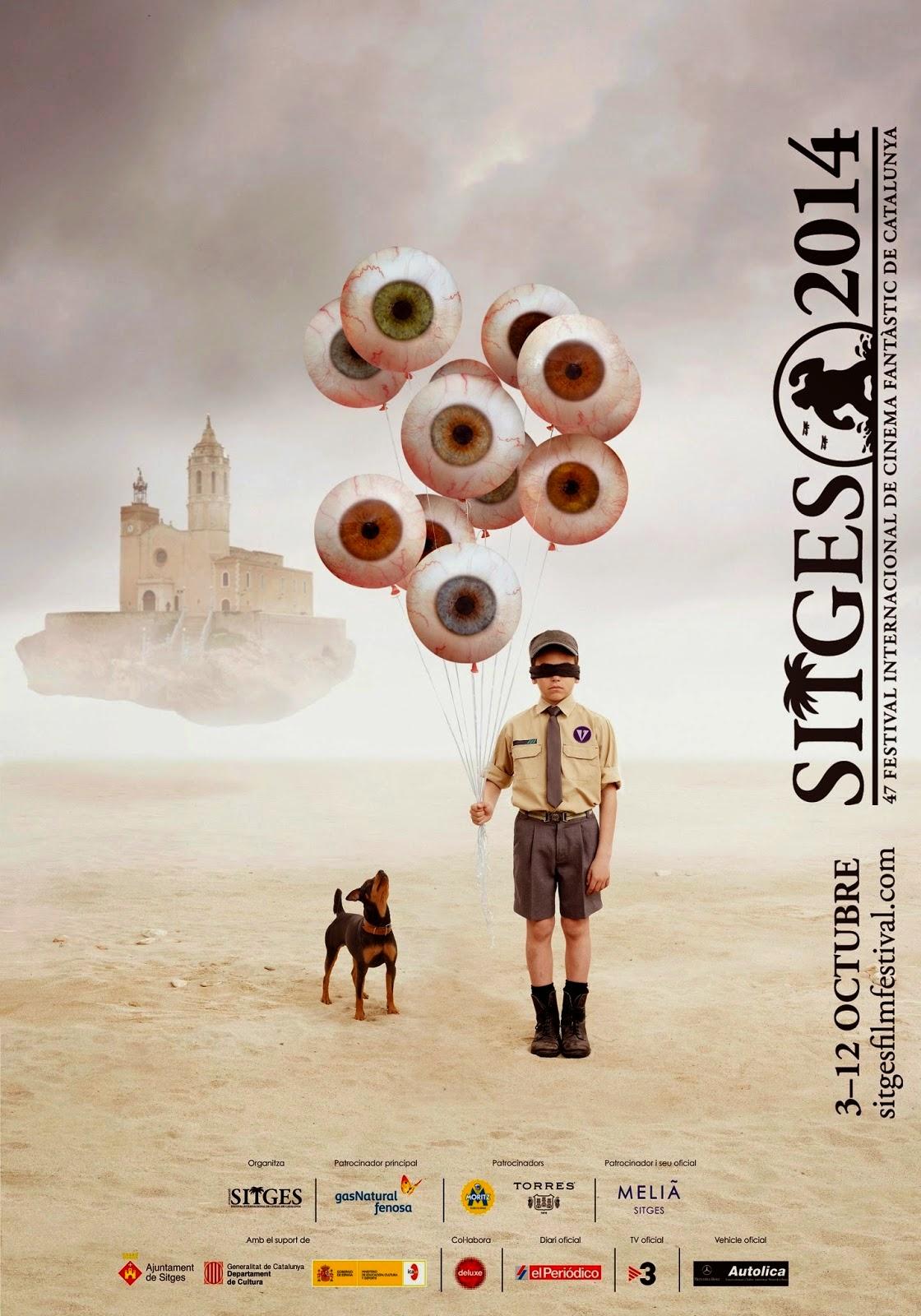 Abonos para el Festival de Sitges 2014