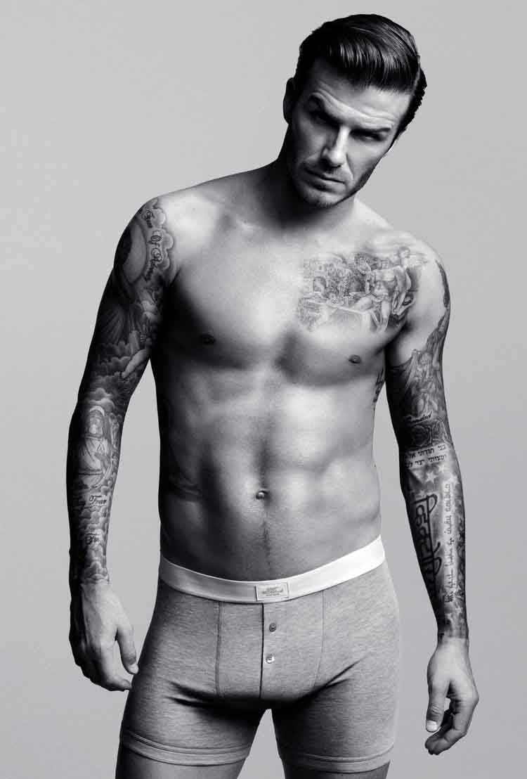 David Beckham Tattoos Meaning