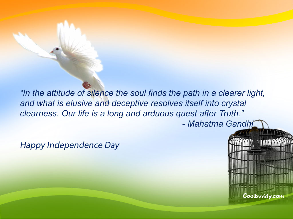 slogans for indian independence day Share this powerful slogans coined by indian freedom fighters as the country gets  ready for its 70th independence day.