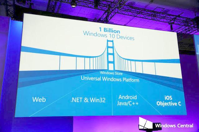 Rencana Microsoft untuk membuat emulator aplikasi Android untuk Windows 10 akan dibatalkan