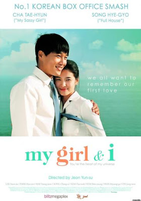 Daftar Sinopsis Drama Korea: My Girl and I (Movie)