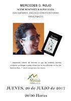 Días Impares: diálogo con escritoras universales en la Fundación Merayo