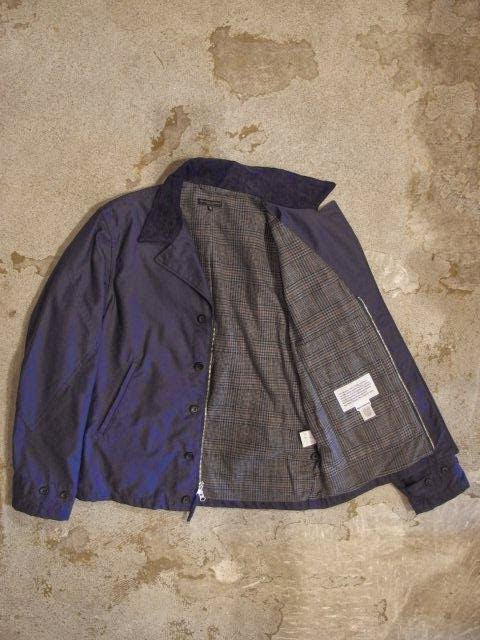 Engineered Garments M41 Jacket Nyco Reversed Sateen Fall/Winter 2014 SUNRISE MAREKT