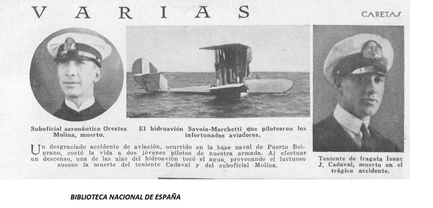 """""""Cara al centenario de la Aviación Naval Argentina"""""""