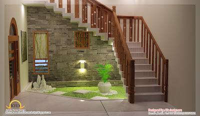 3D interior designs