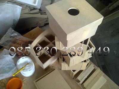 Produsen Souvenir Kayu MDF Termurah Dari Jombang