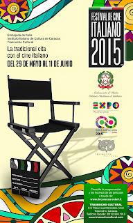 festival de cine italiano trasnocho 2015 caracas peliculas programacion