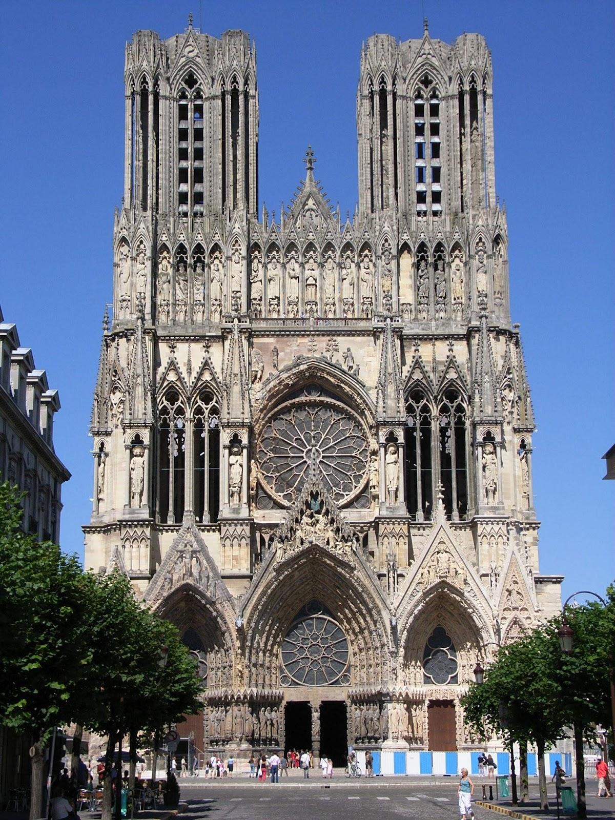 Architectureblog l 39 architettura gotica parte ii i - Finestre circolari delle chiese gotiche ...