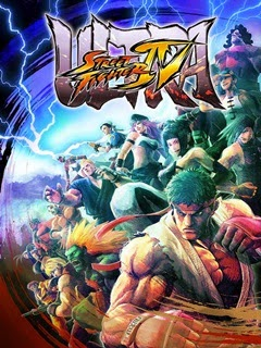 Ultra Street Fighter IV PC Box