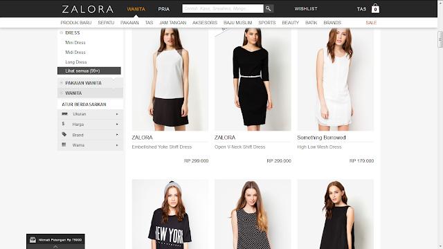 Bisnis Online Shop yang Menjanjikan di Tahun 2015