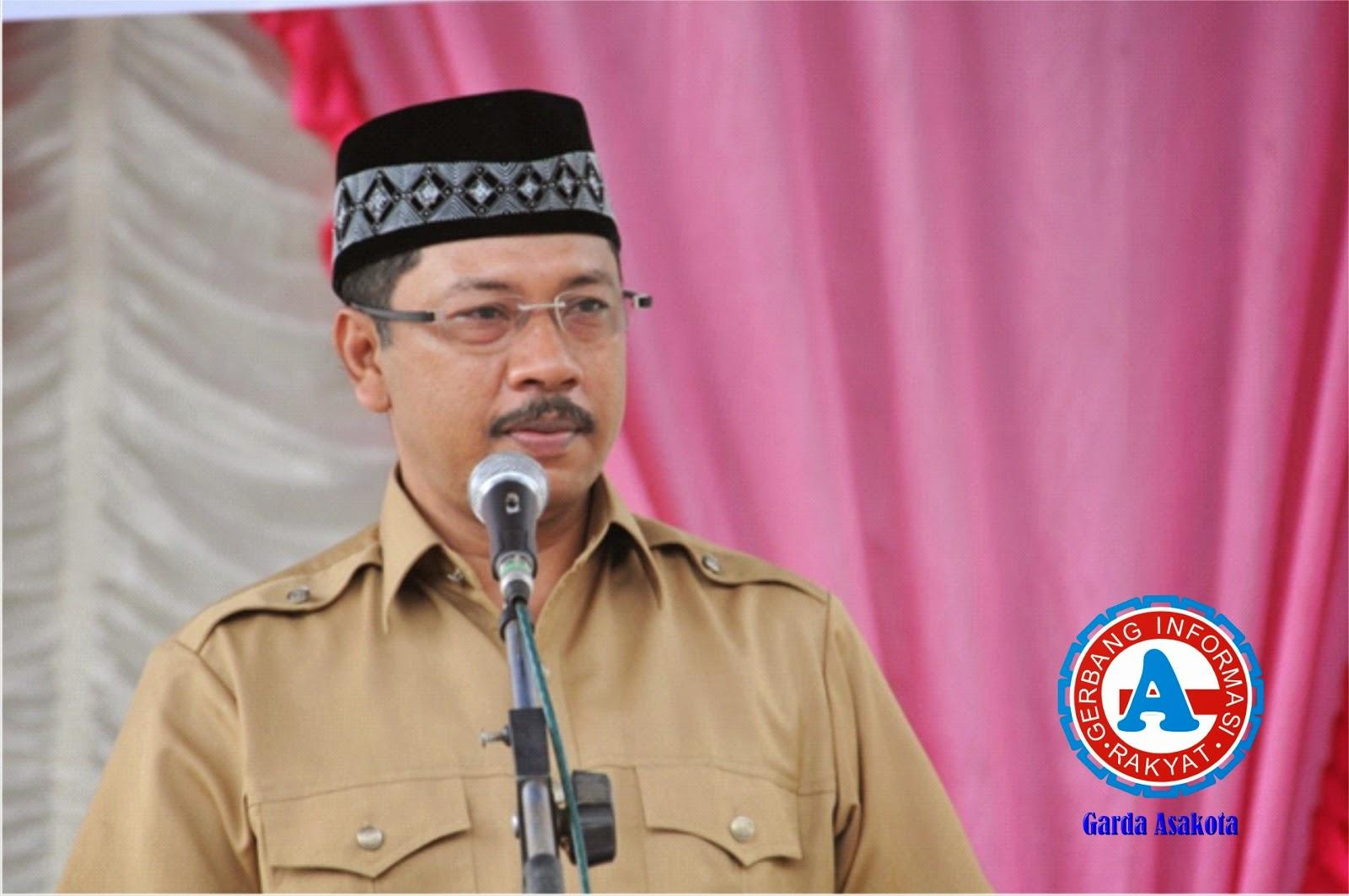Walikota Bima Sampaikan LKPJ TA 2014