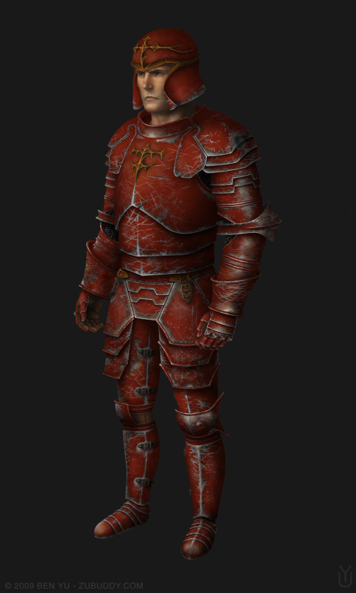 medieval armor 3 concept