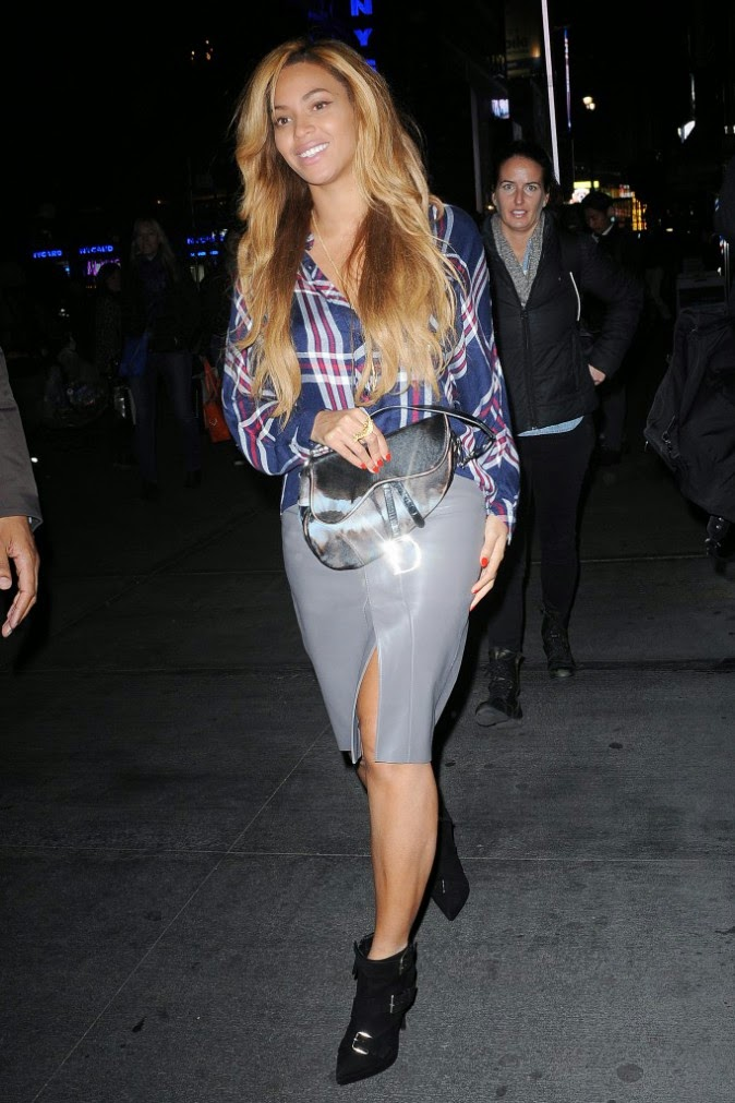 Beyonce: Back to business for the Queen