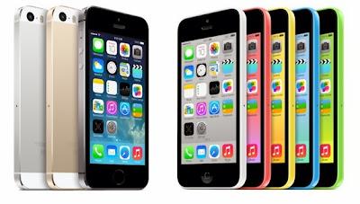 Daftar Harga iPhone 4, 4S, 5S Terbaru 2014