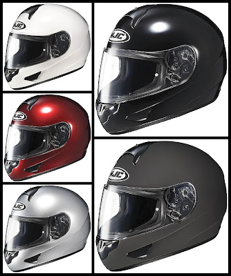 HJC CL-16 Full Face Motorcycle Helmet