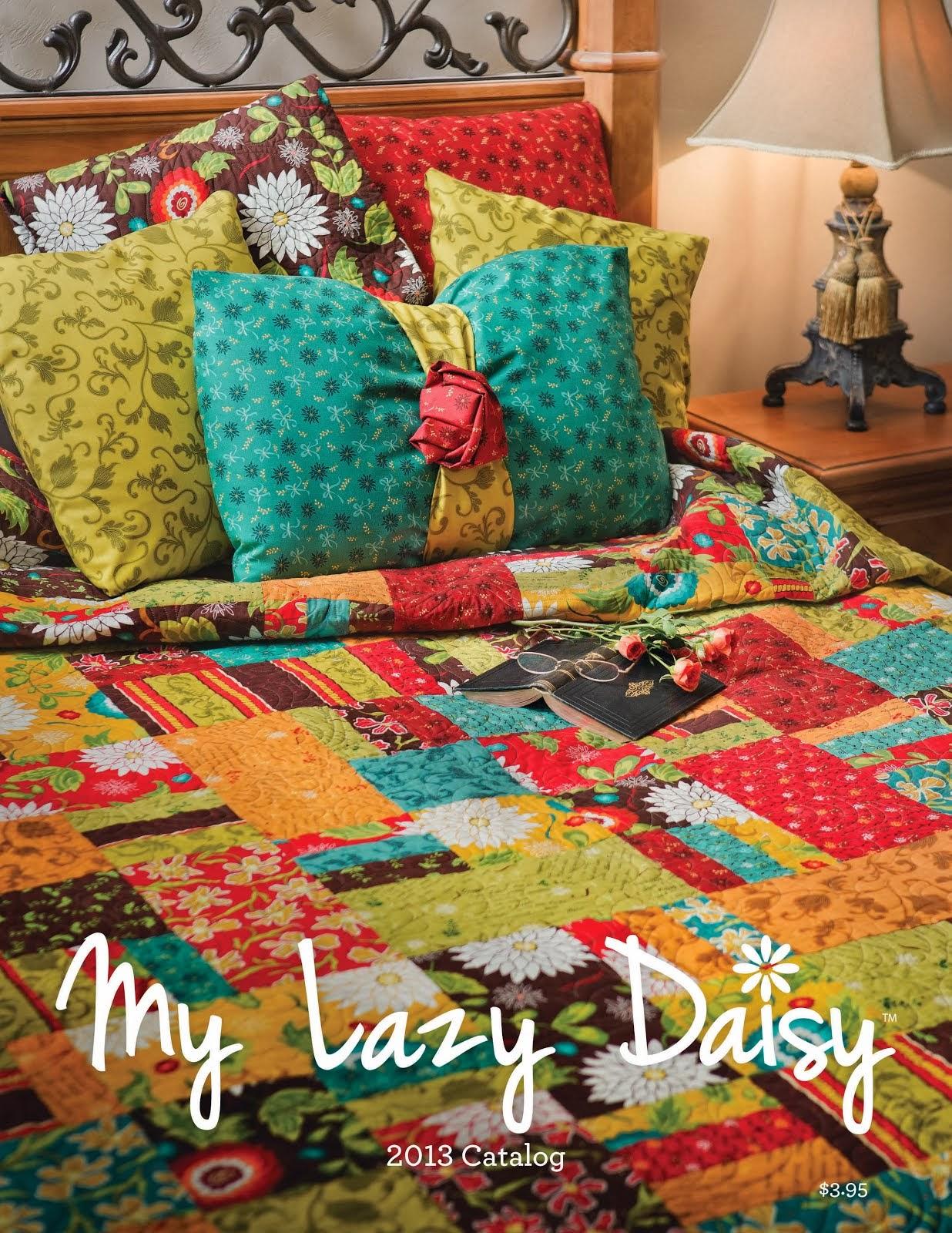 The My Lazy Daisy Catalog