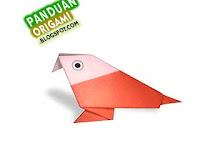 Panduan Membuat Origami Burung Dara