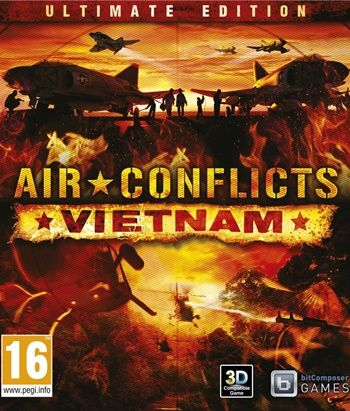 Air Conflicts Vietnam Ultimate Edition PC Full Español