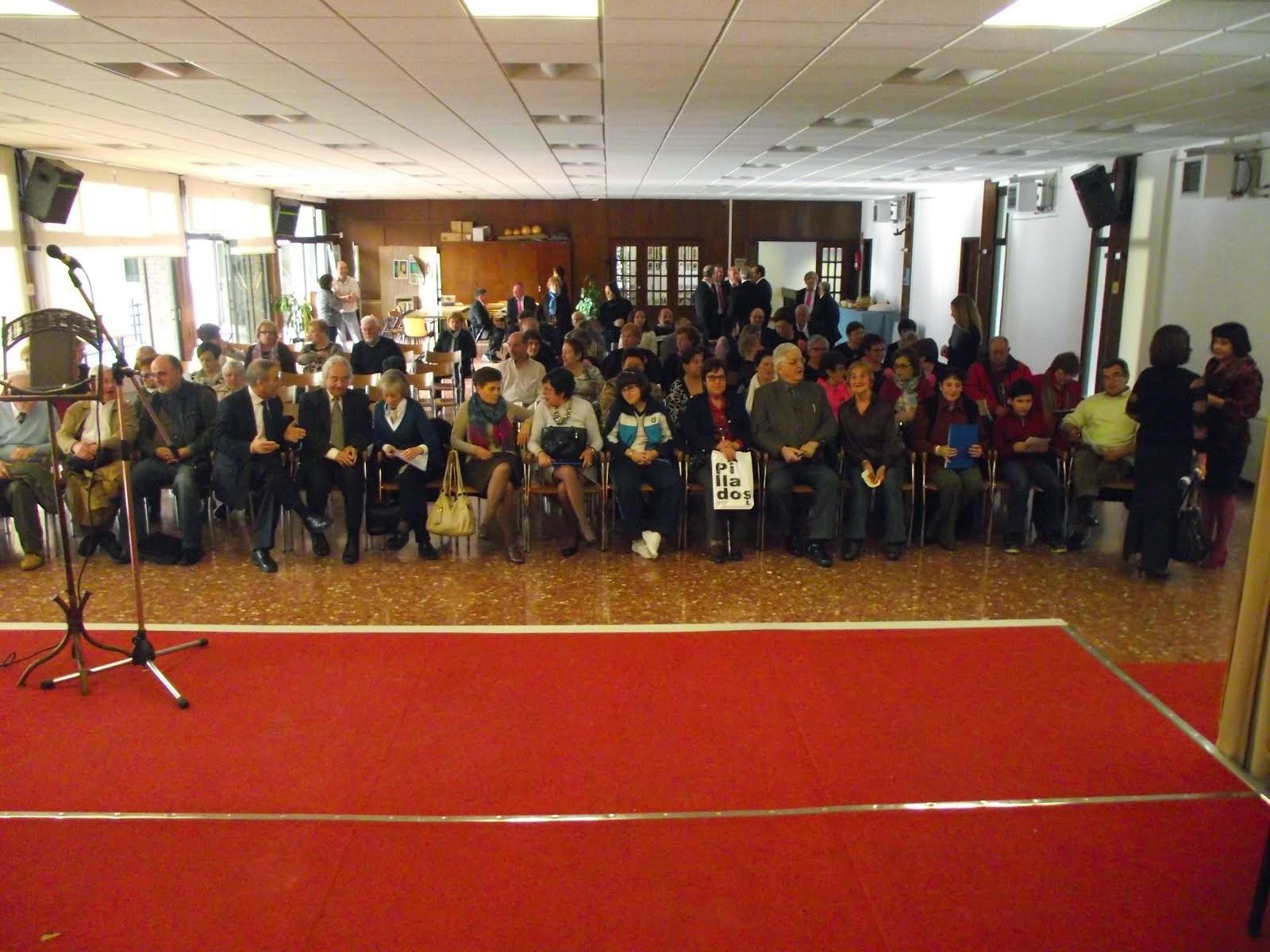 Reportaje fotográfico Día de la Poesia