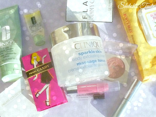 Empties Oct & Nov 2013 | Shiloh's Taste