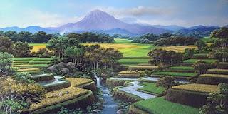 Wallpaper Pemandangan Indah