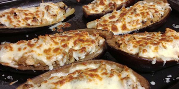 Berenjenas rellenas recetas de cocina cocinar facil online for Cocinar berenjenas facil