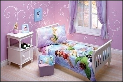 tinkerbell toddler bed instructions