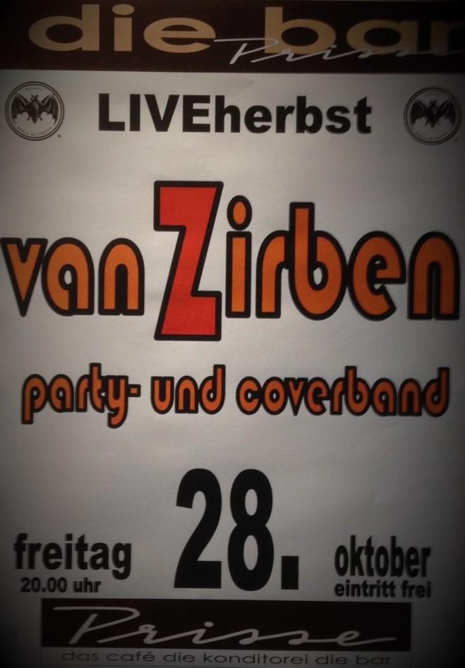 LIVEHERBST - VAN ZIRBEN
