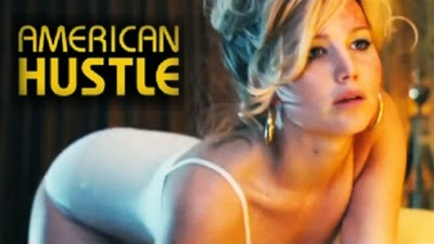 Jennifer Lawrence stars in AMERICAN HUSTLE