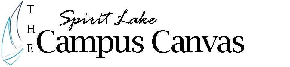 The Spirit Lake Campus Canvas