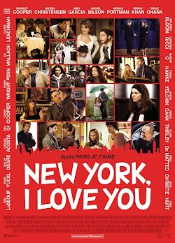 New York, Tôi Yêu Bạn - New York, I Love You (2009) Poster
