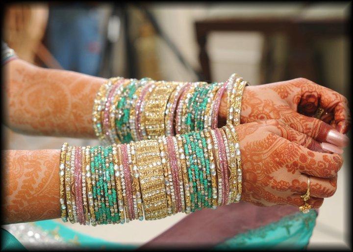 Индийские браслеты своими руками сделать