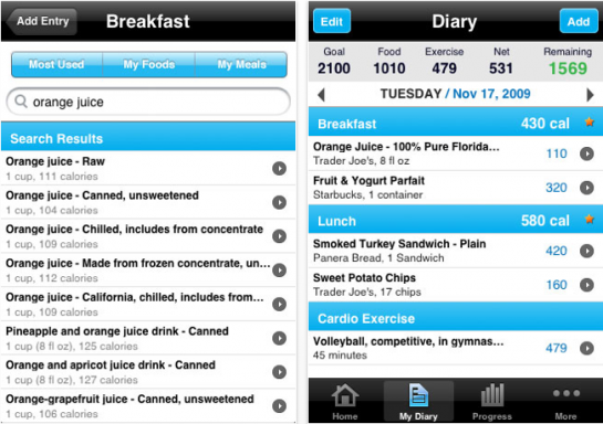 My fitness pal, myfitnesspal, fitness tools, calorie tracker, apps