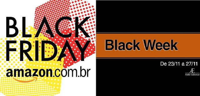 Black Friday 2015 Amazon e Ateliê Editorial