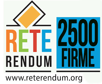#referendumsociali2016 #reterendumItalicum