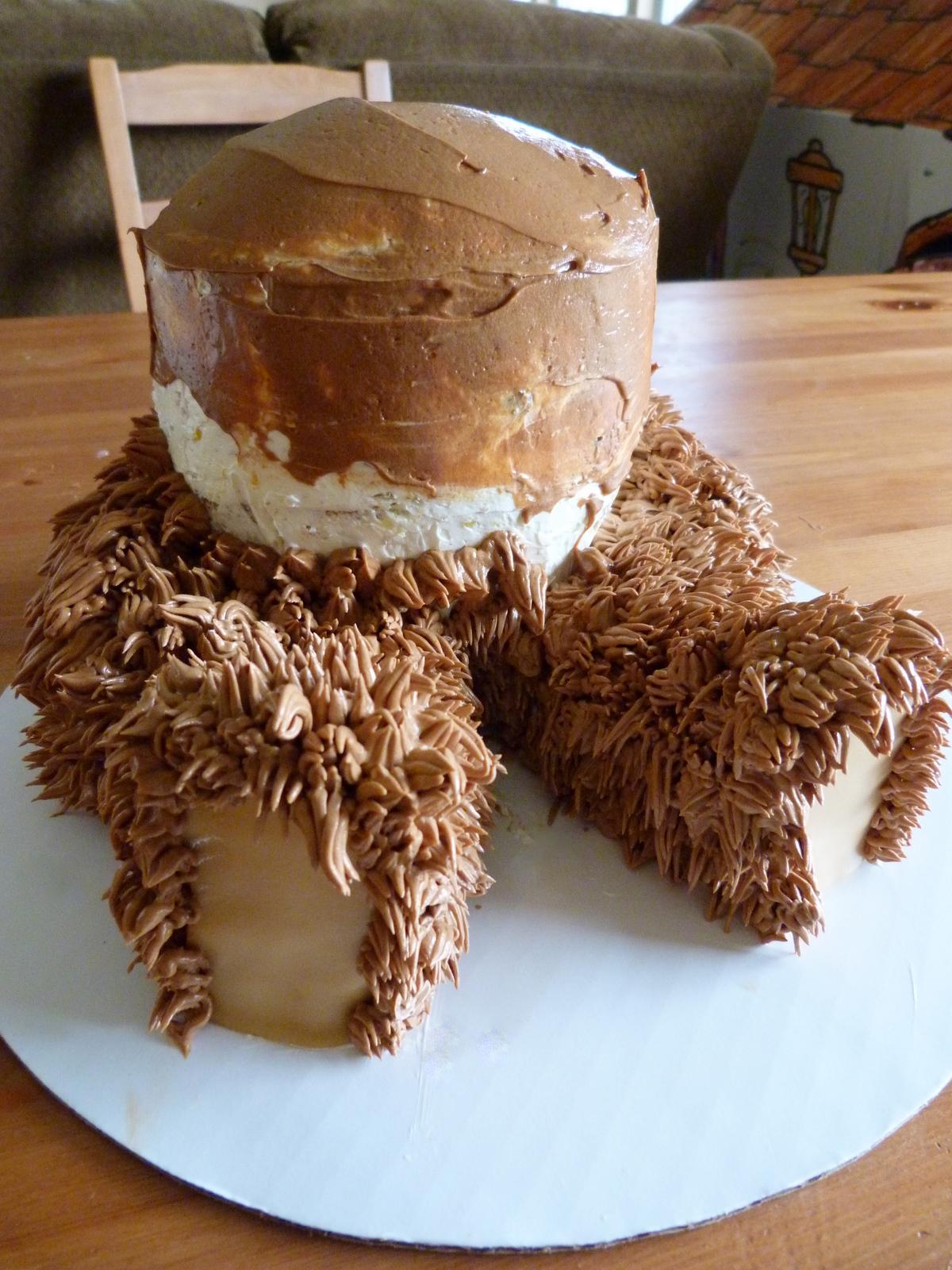 Как сделать торт мишку своими руками - Простые рецепты вкусных десертов 16