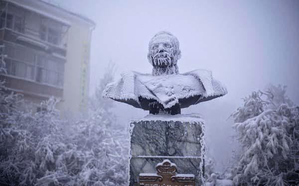 So There's A City In Russia Called Yakutsk. And If You Visit It Once, You're NEVER Going To Forget It.