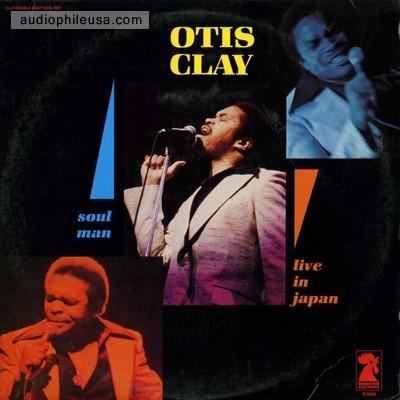 Otis Clay Soul Man - Live In Japan
