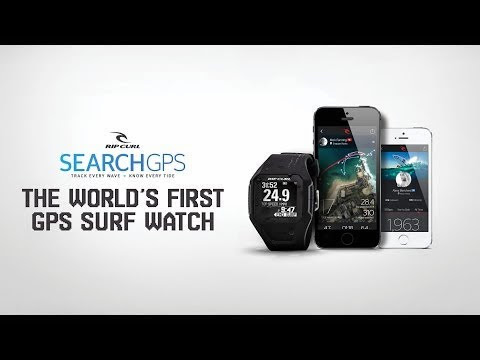 Search GPS by Rip Curl - The World s First Surf GPS Watch