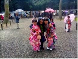 Tour to Japan under JENESYS - Nimisha S Pradeep shares her experiences