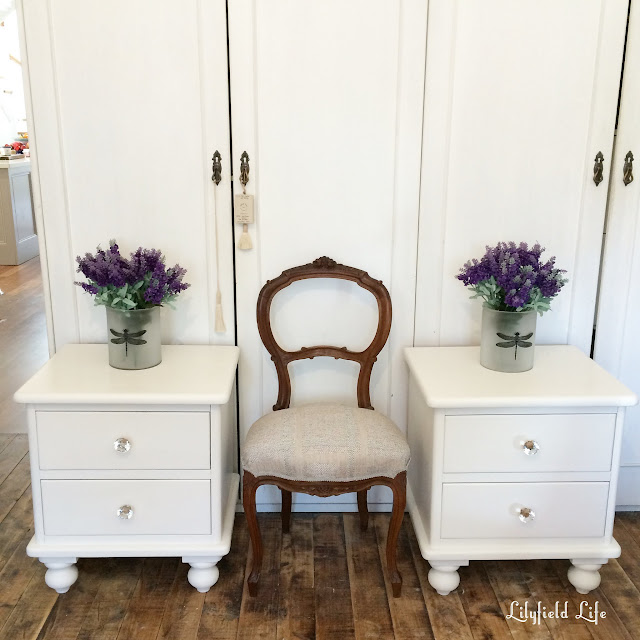 Lilyfield Life white painted furniture