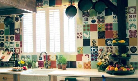 Mayo 2013 - Azulejo para cocina rustica ...