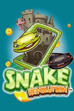 Snake Revolution Nokia C3 Mobile Game