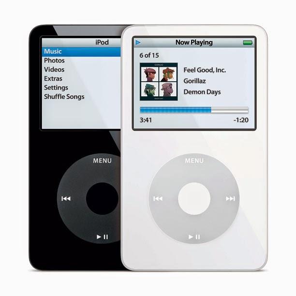 iPod classic Apple store