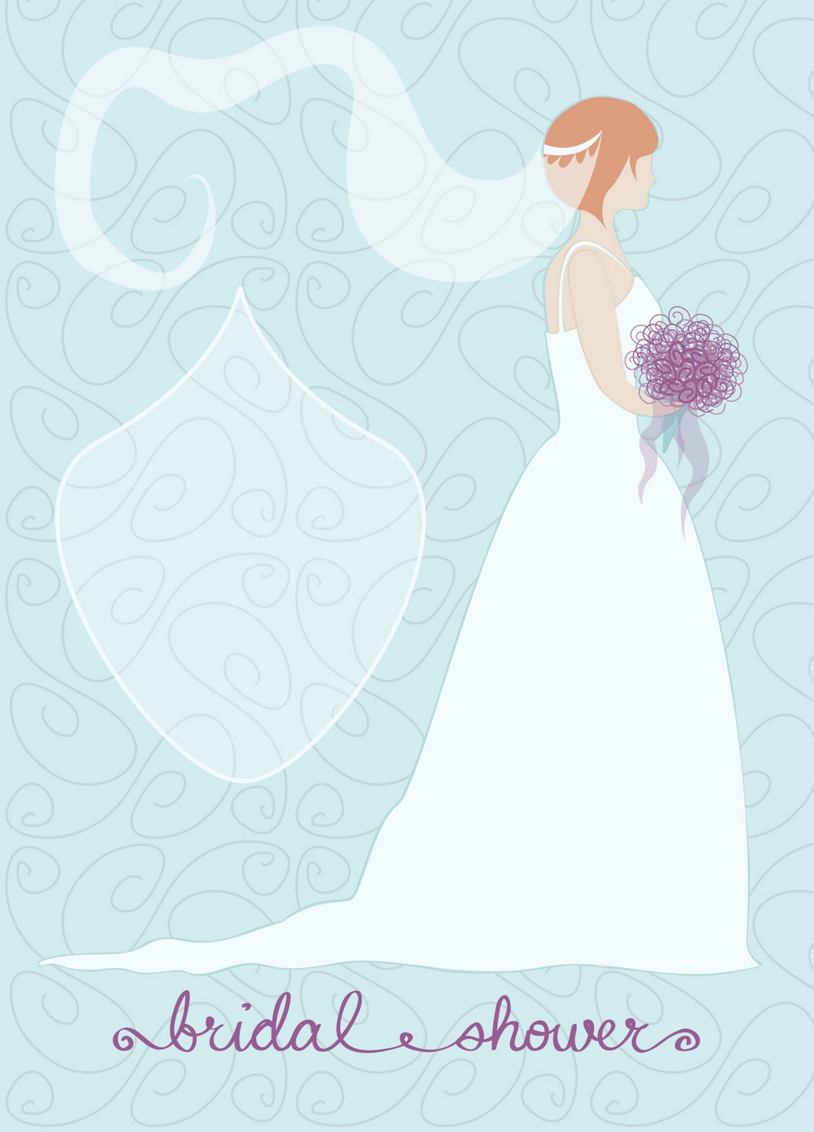Tiffany39;s World of Creativity: Bridal Shower Invitation